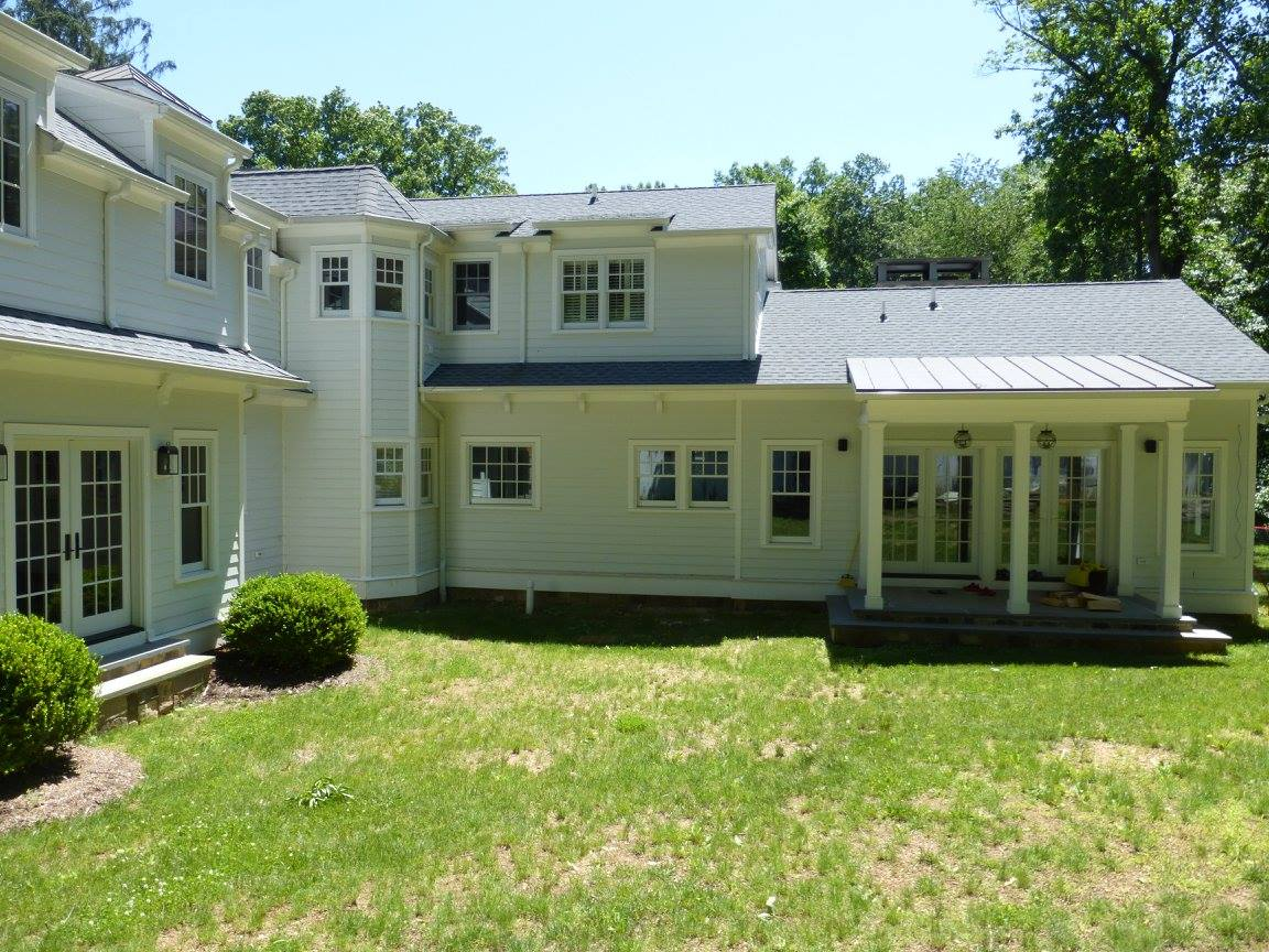 Basking Ridge Renovation & Addition