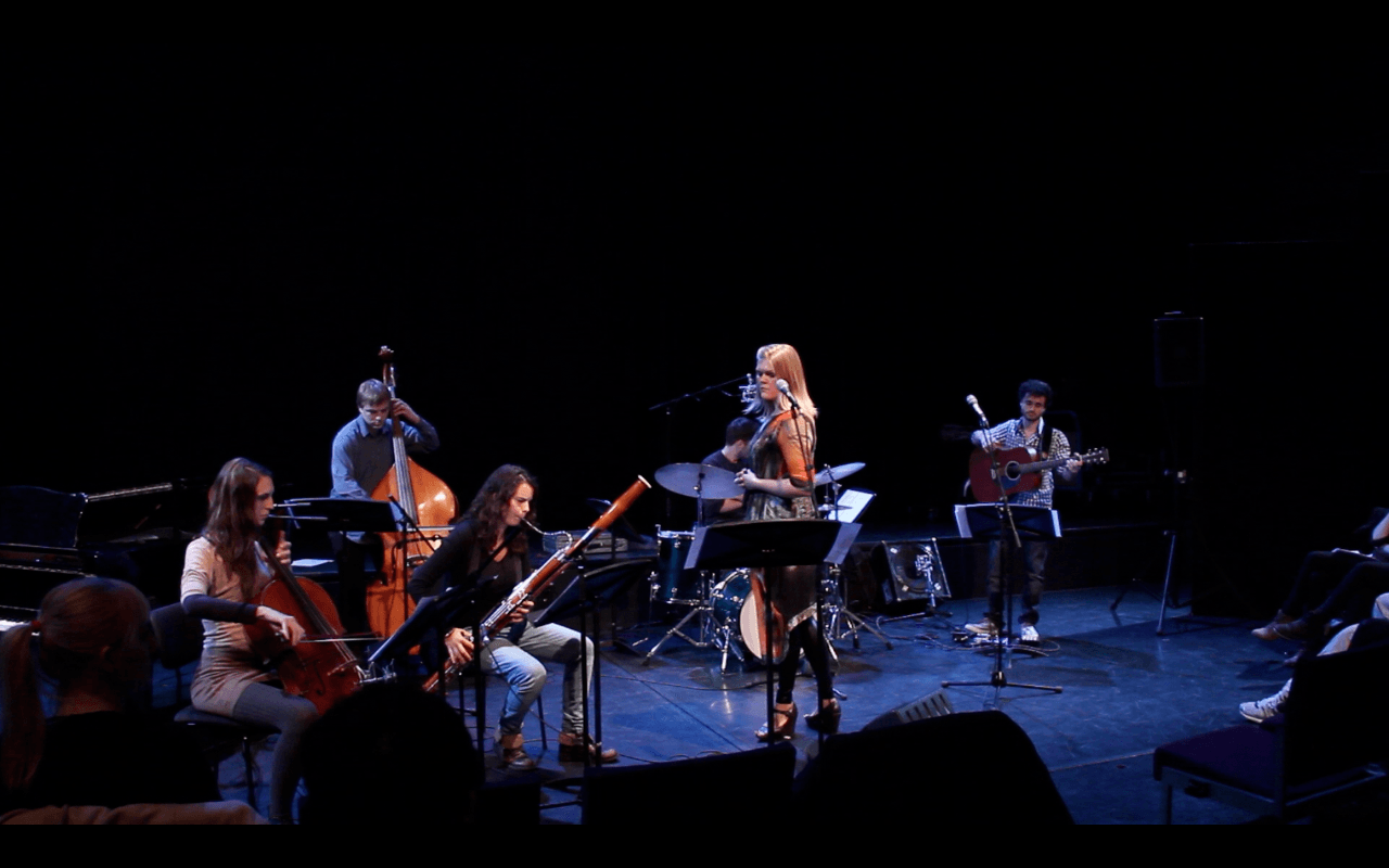 MIMRA's first concert - The birth of a project - The Netherlands 2014