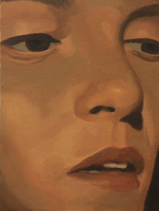 Face,2012,18cm x 24cm, Oil on canvas.jpg