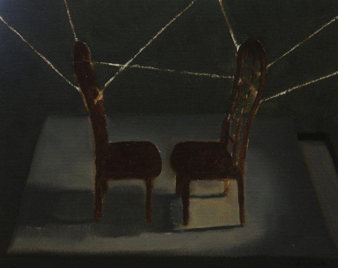 Sketch,2012, 24cm x 30cm, Oil on canvas.jpg