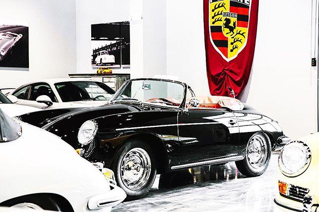 A completed 1960 #Porsche 356