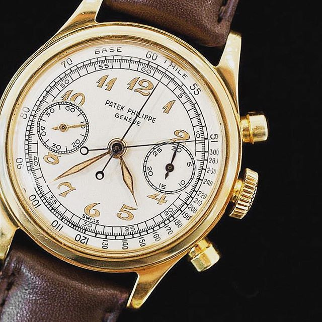 Protect your time piece, store with @agaport #PatekPhilippe @christiesinc