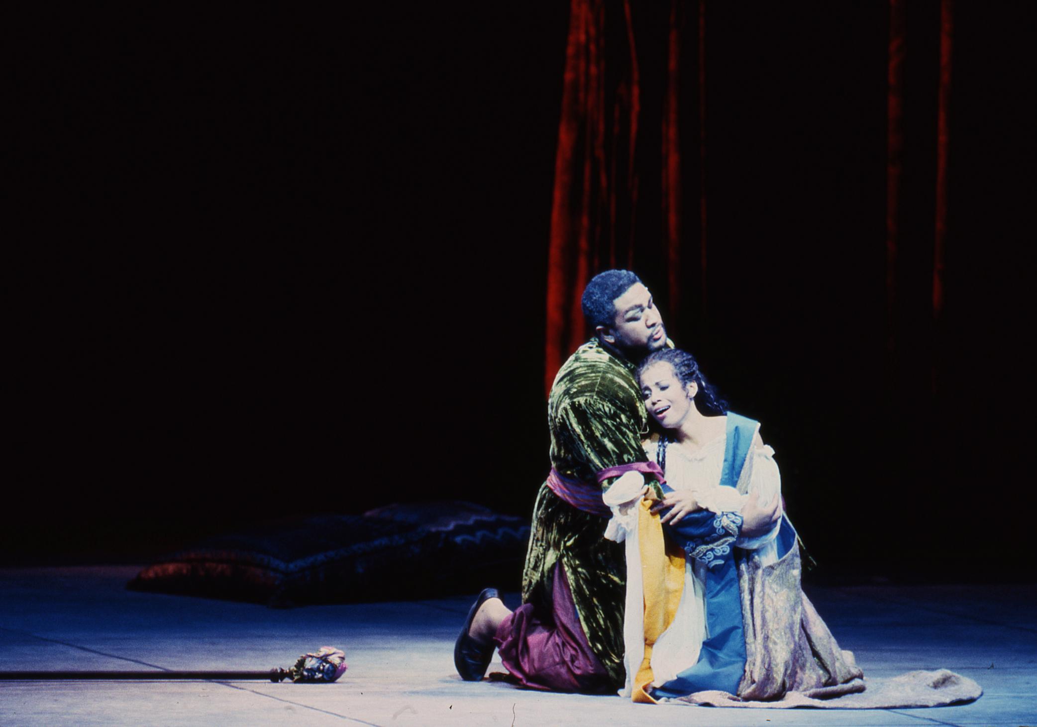 Gilda in  Rigoletto , Seattle Opera