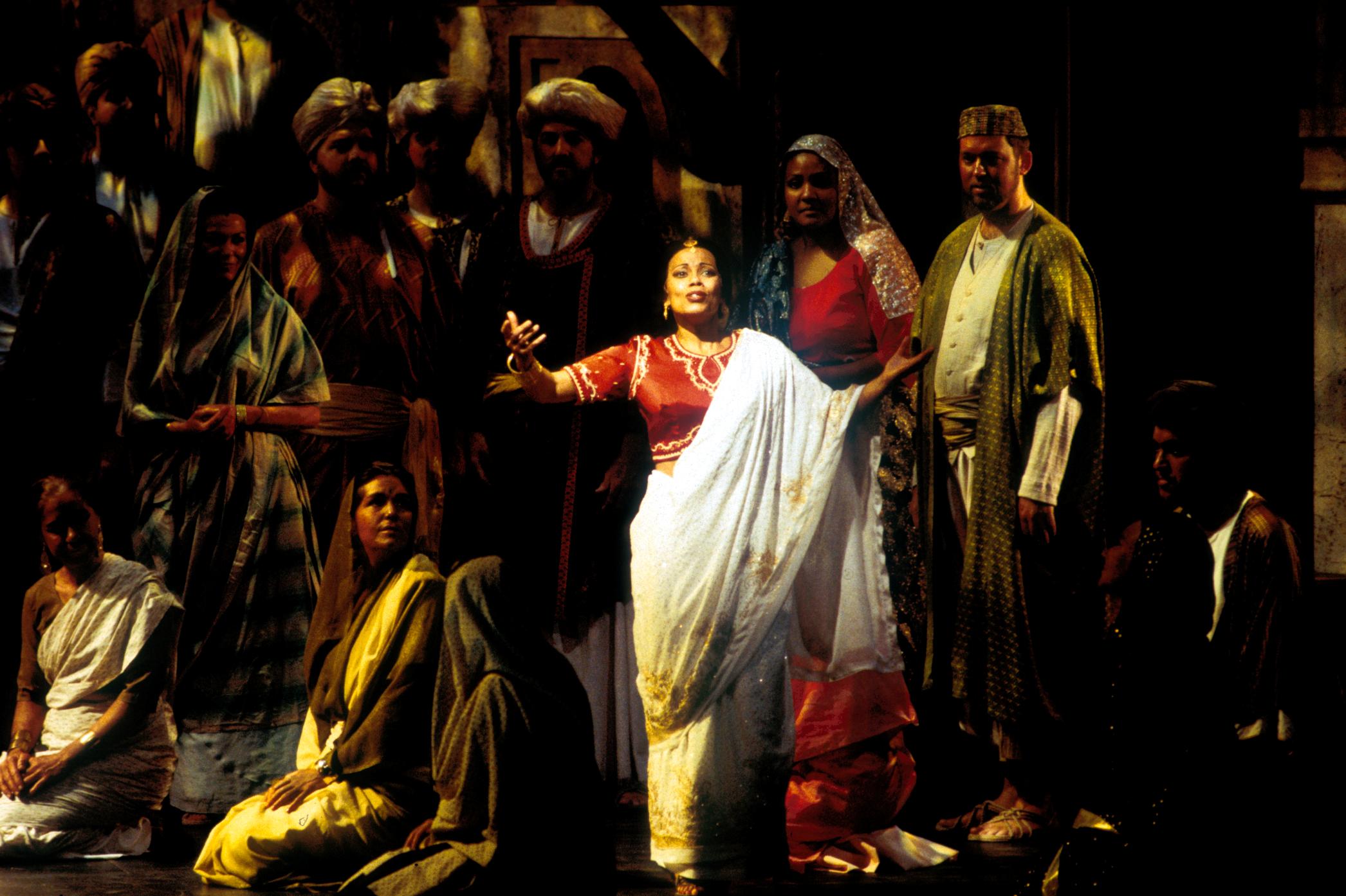 Lakméin  Lakmé , Seattle Opera