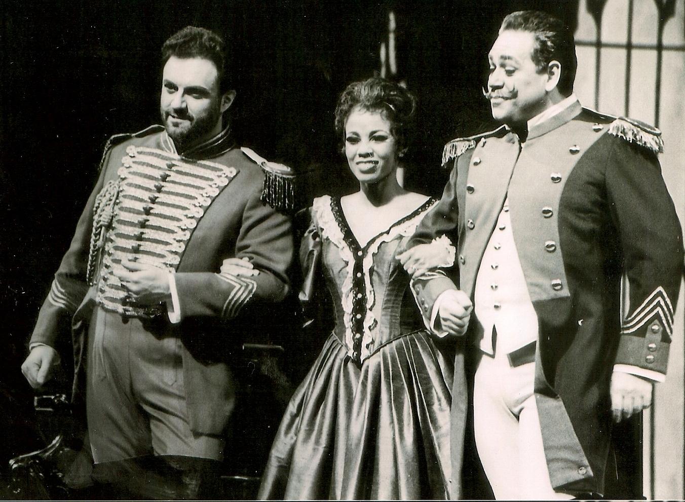 Marie in  La Fille Du Régiment, The Metropolitan Opera