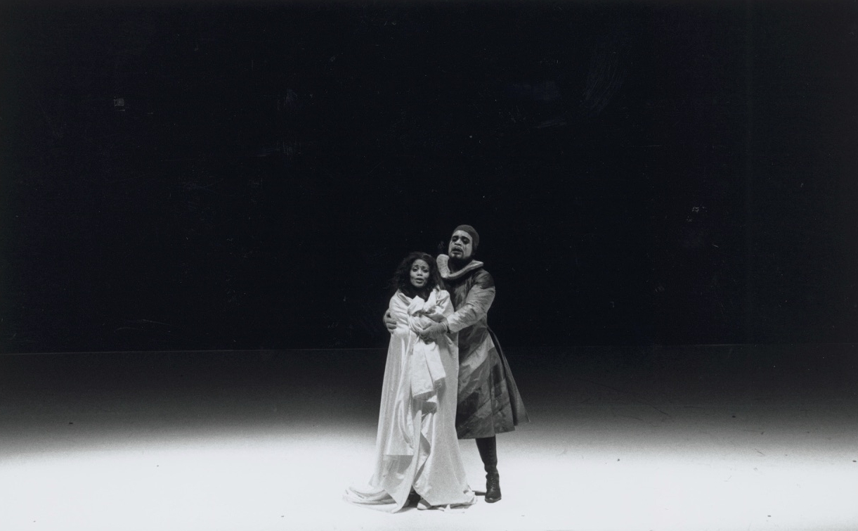 Gilda in  Rigoletto , Dutch National Opera
