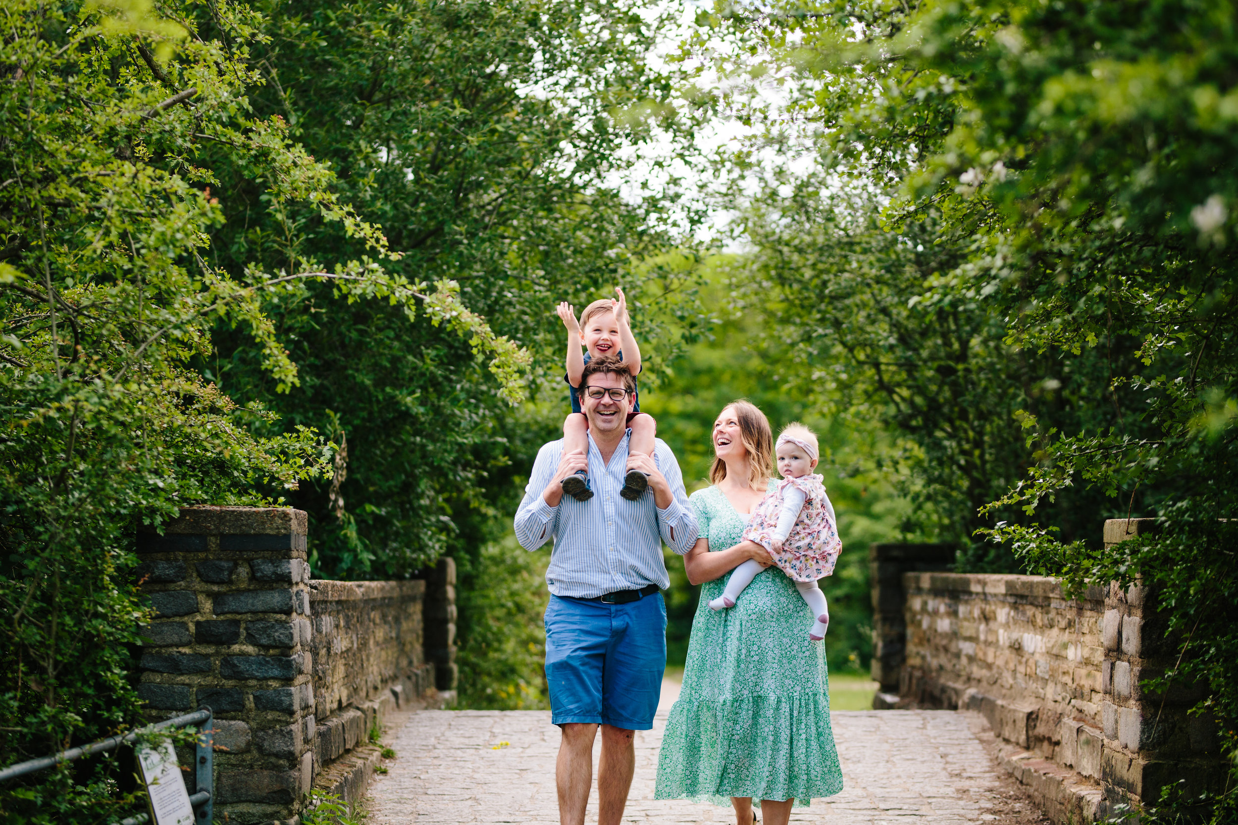 Wandsworth common family photoshoot | London photographer