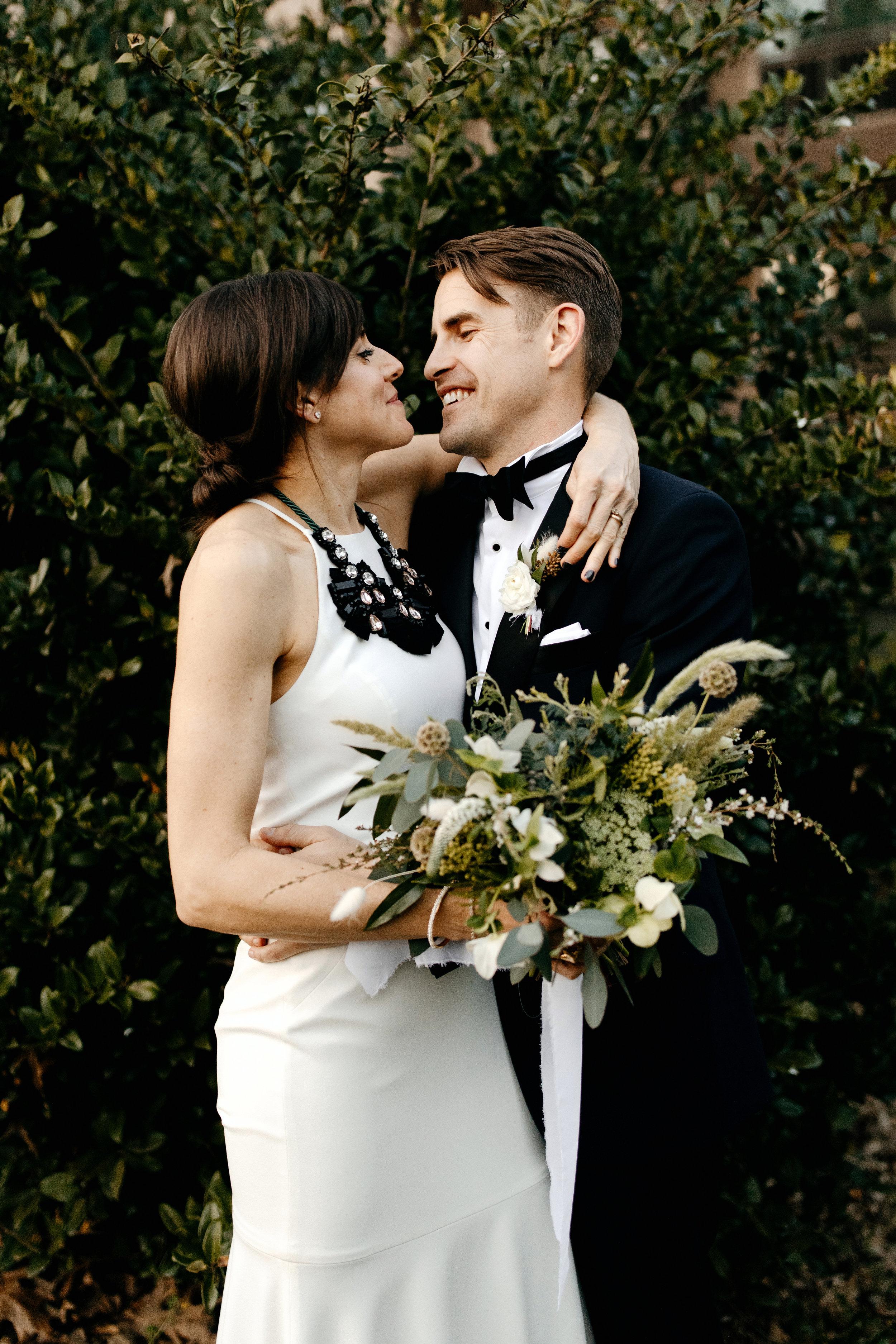 INDUSTRIAL ROMANCE | JULIE + TAYLOR