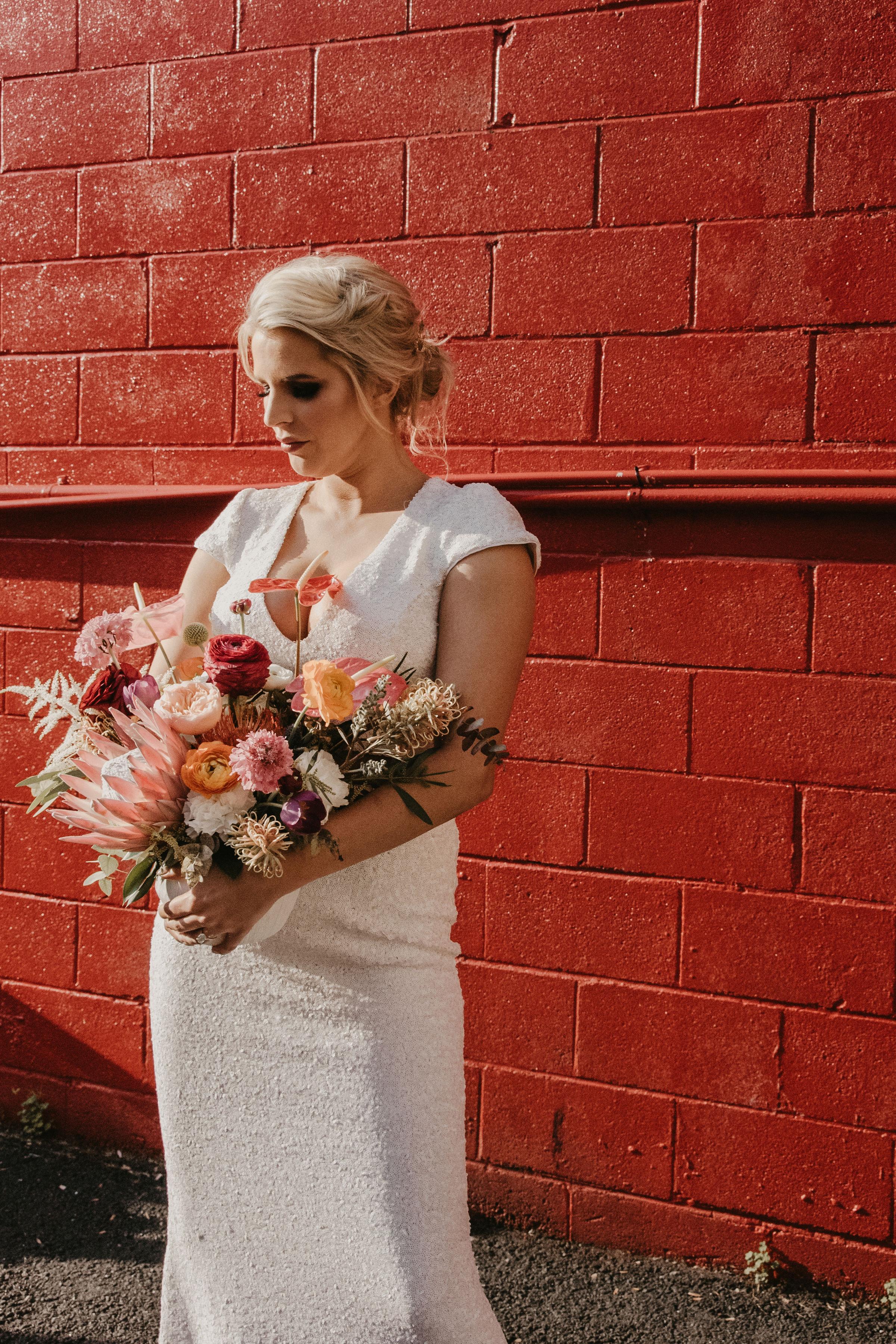 INTIMATE BREWERY WEDDING | TAYLOR + CJ