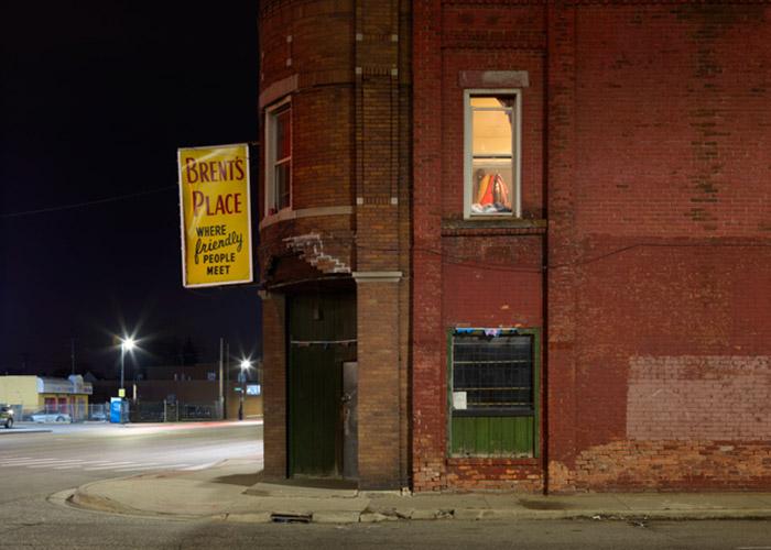 A Detroit Nocturne