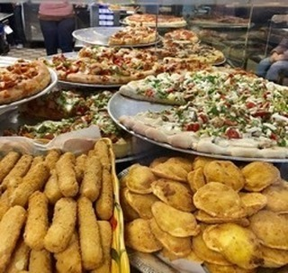 Struggling to find what to eat? Look no further! Pizza D'Amore has plenty to choose from!