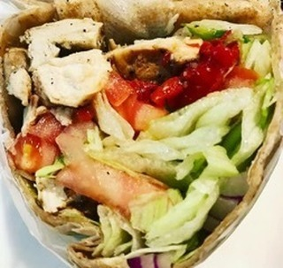 Not feeling pizza? Pizza D'Amore also has panini's and wrap! Stop in today for something tasty!