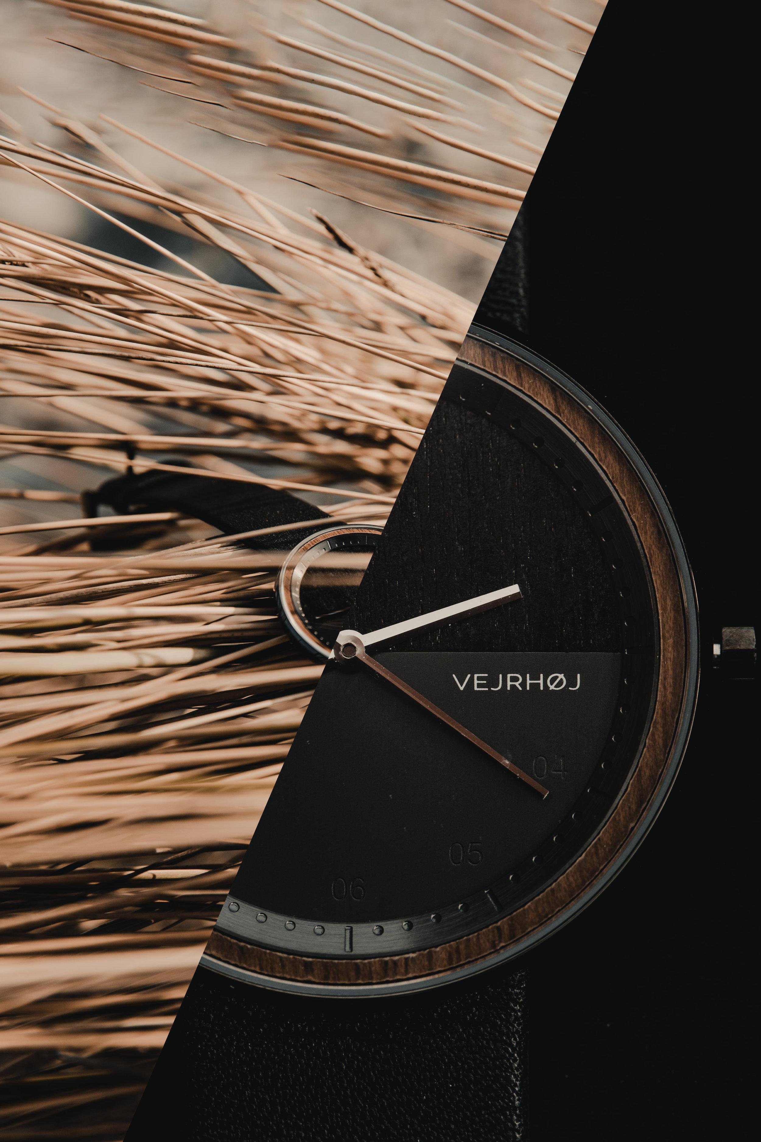 Shoot With Vejrhøj Watches -