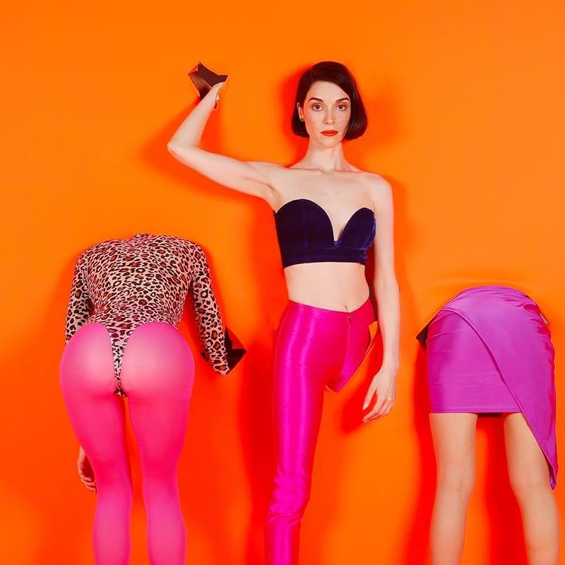 """St. Vincent Finally Announces New Album, Releases New Song, """"Los Ageless"""""""
