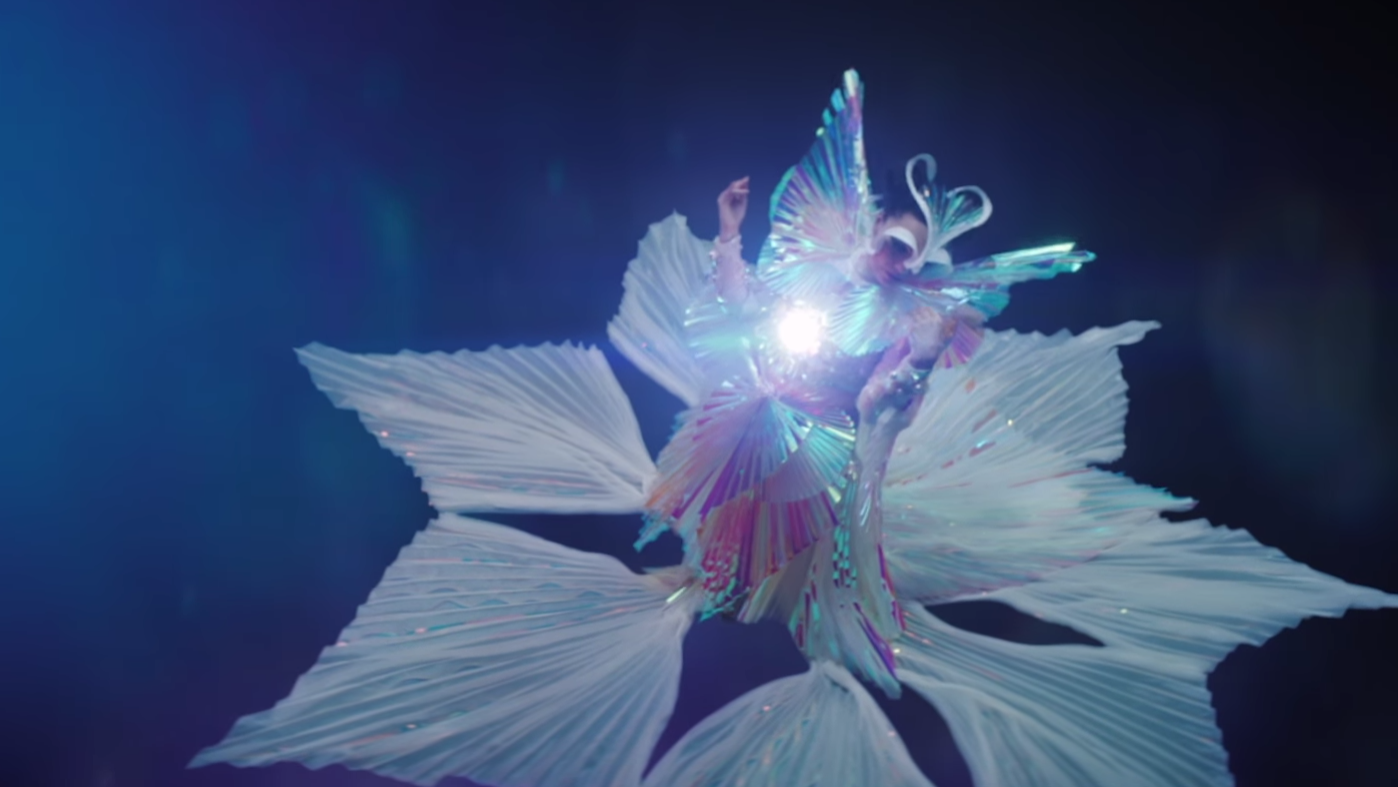 """Watch Bjork's Mesmerizing New Video For """"The Gate"""""""