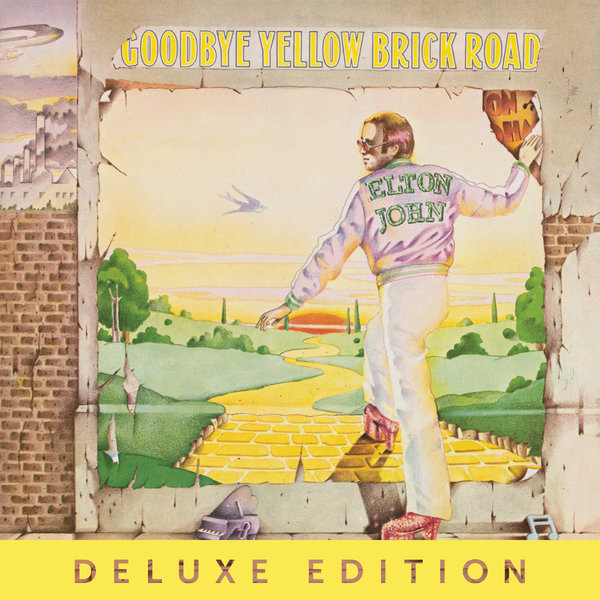 TBT - Elton John - Goodbye Yellow Brick Road