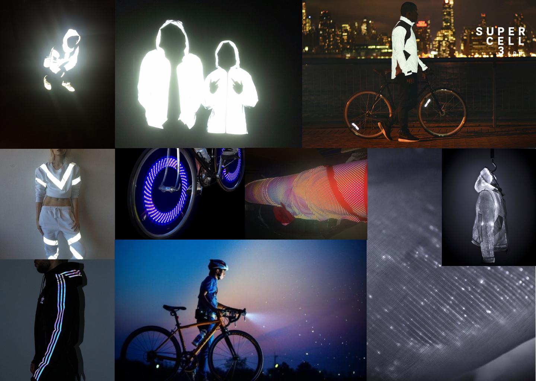 + magnify moodboard fashion / athleisure