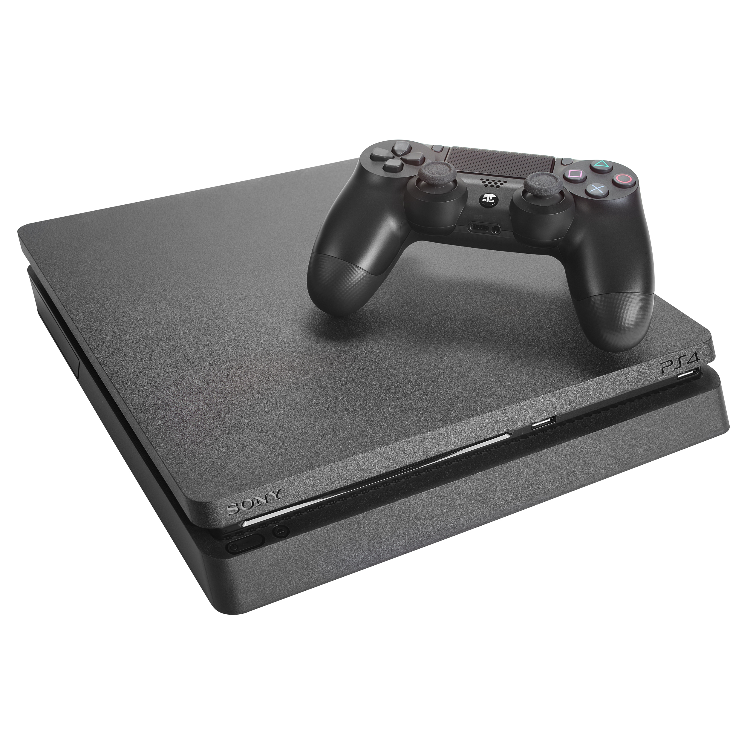 Play Station 4 Console  - Full HD 1080p - Ethernet and Wi-Fi connectivity options - 1 TB of internal storage