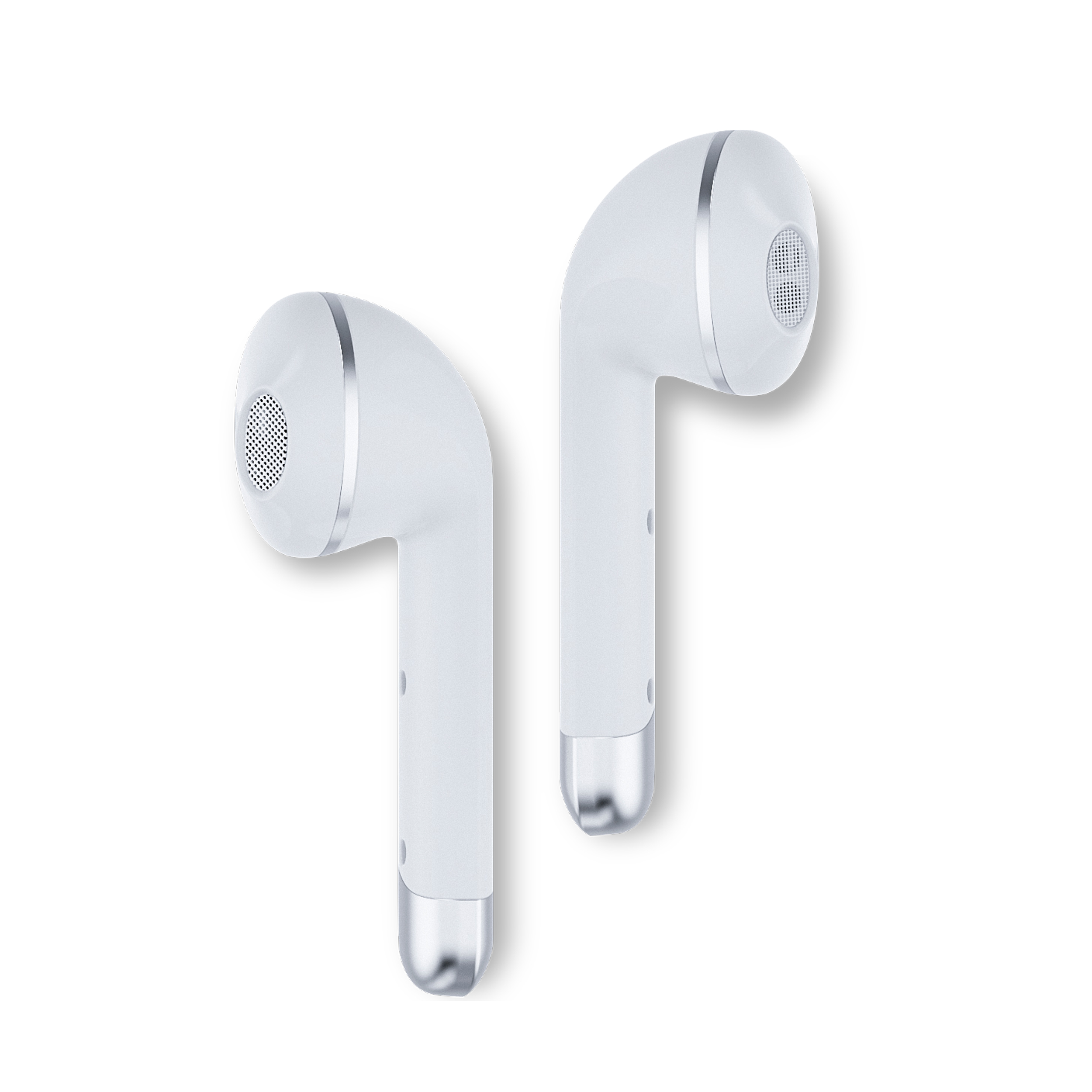 Happy plugs Air 1 with touch controls -  Bluetooth 5.0 connectivity - 10m wireless range - Up to 14h of battery life