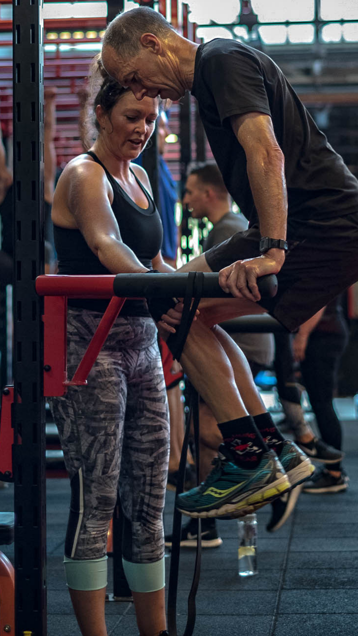 Dips, Deadlifts, Squats and Sleds - If you're looking to build Strength we've got you covered, In this class we'll help you learn how to lift that little bit heavier to help you Get Strong and Powerful and injury free.
