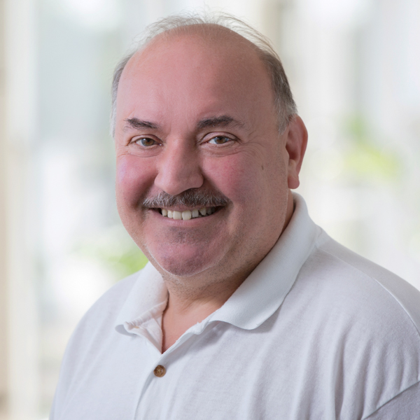 Jon Barilla   Events & Maintenance Coordinator