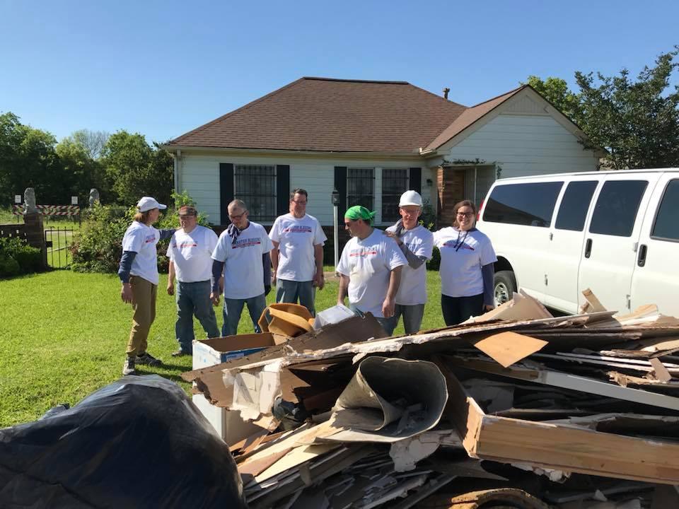 Church, Community, & Beyond - Serving & Outreach