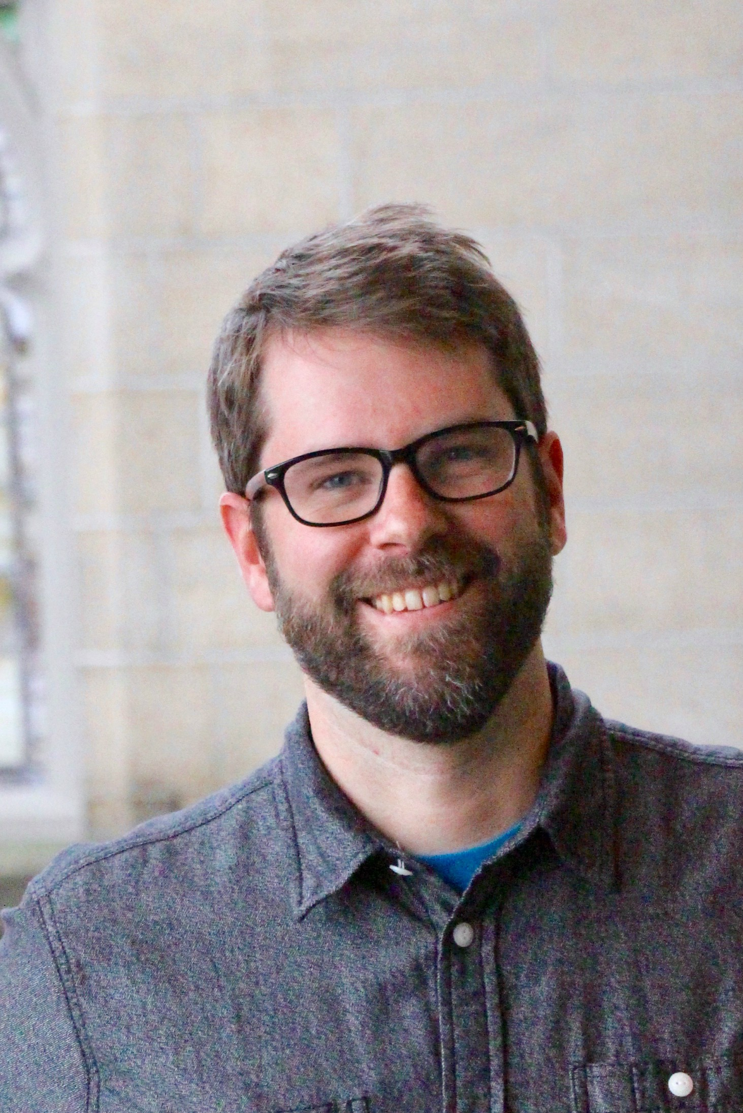 Brad Hauge - Director of Student Ministries  bradh@spokanefpc.org  x174