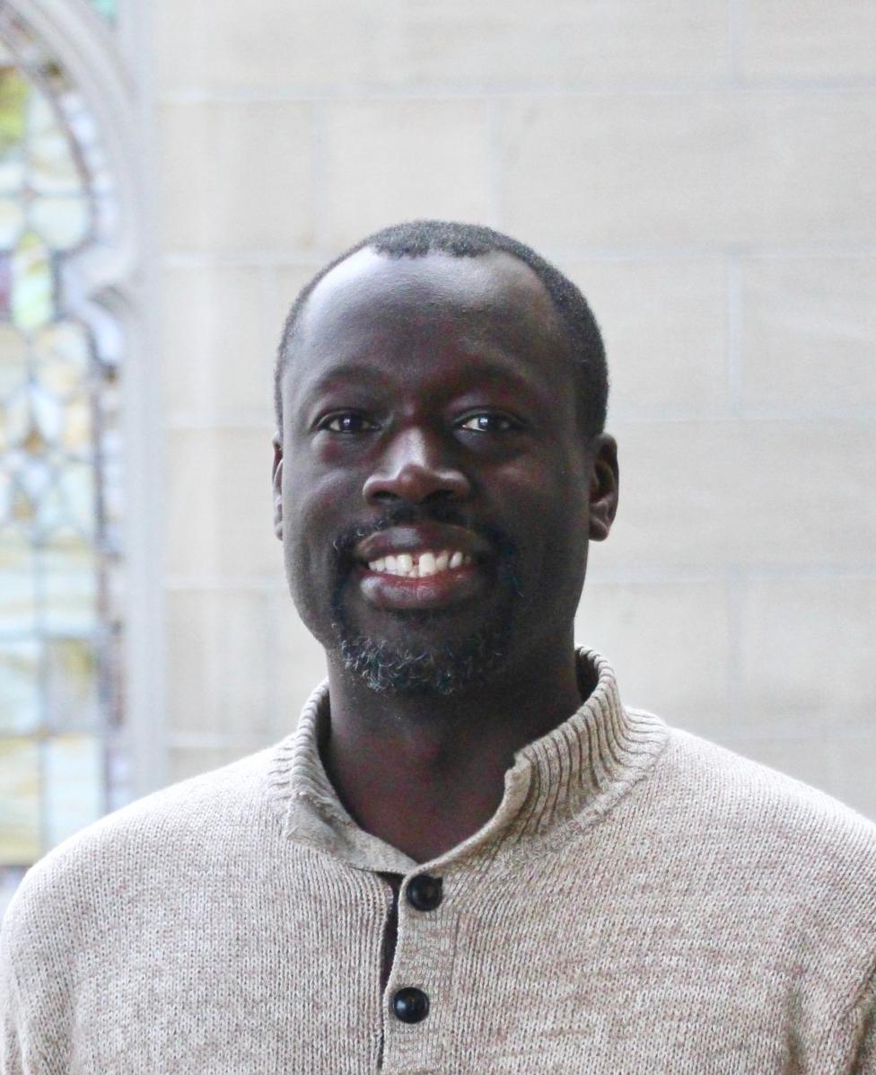 Derrick Parker - Director of Music & Worship  derrickp@spokanefpc.org  x307