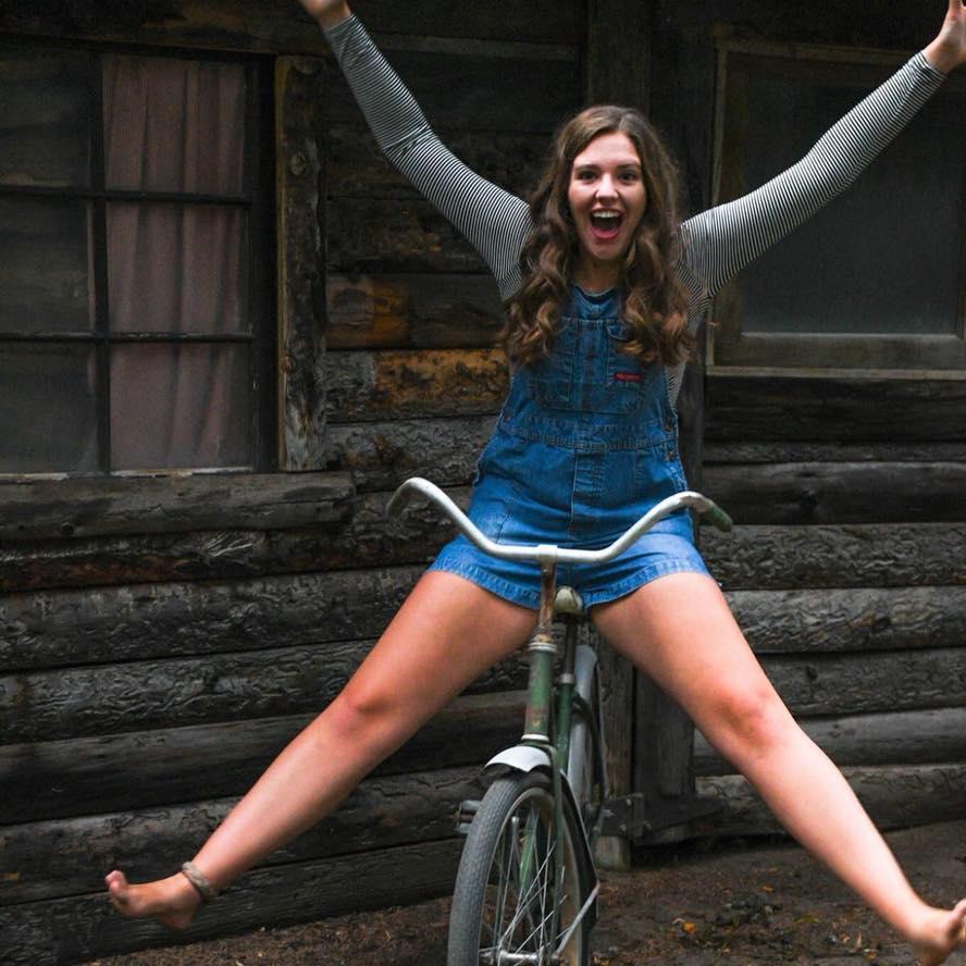 Emma Coon, Junior High Intern