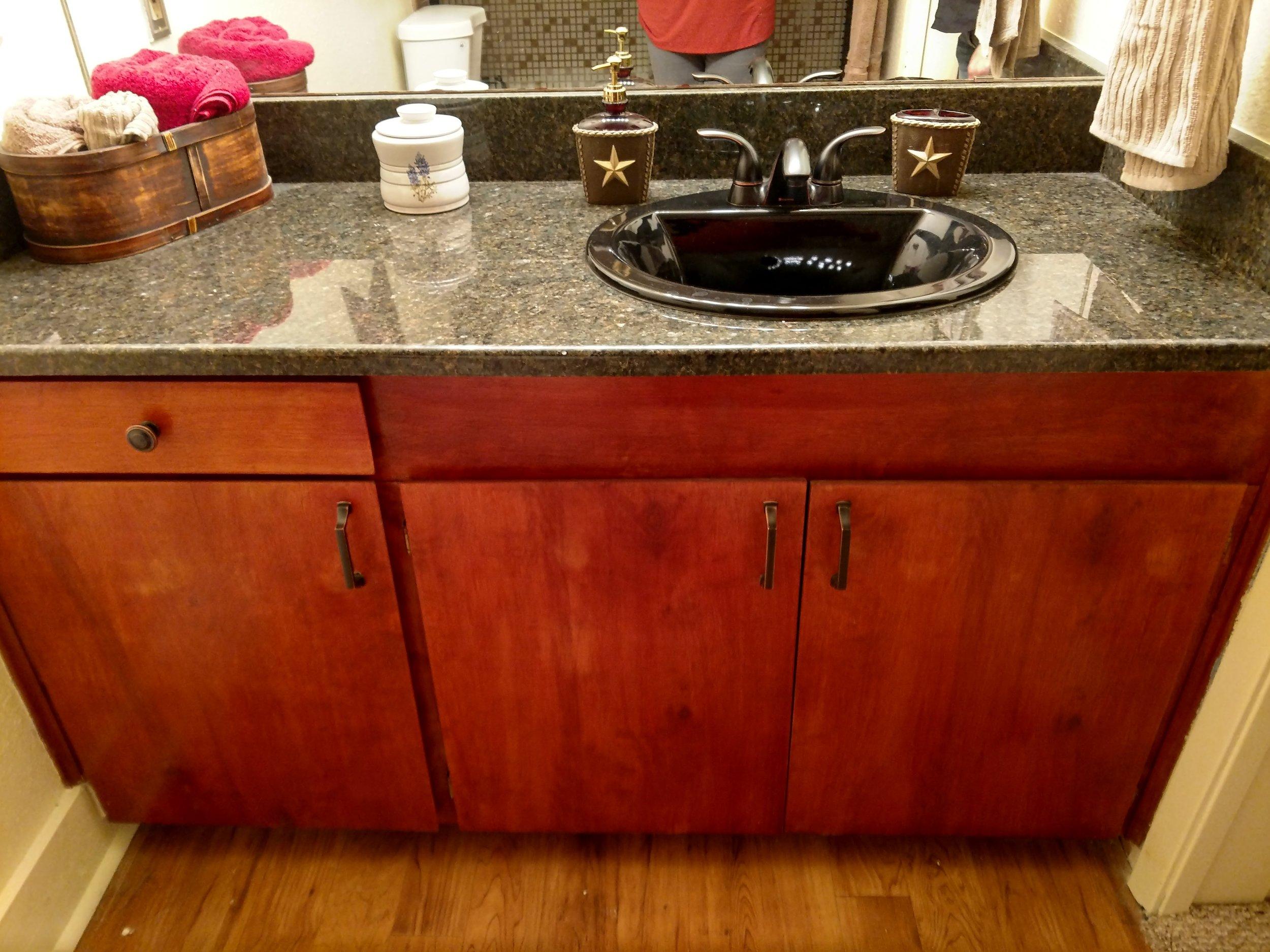 Howdy Roo Room Vanity Sink