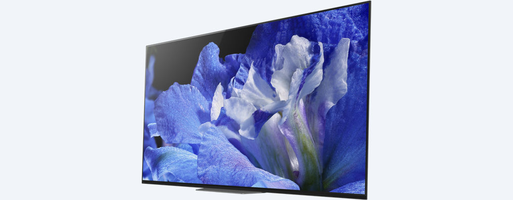 OLED - OLED gives you the most realistic black levels you have seen in a TV. They work best in light controlled rooms where LED is better for bright rooms. Also sizes above 65