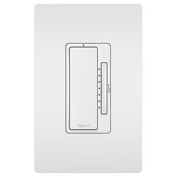 Legrand Dimmers - Legrand dimmers offer smart control with a traditional looking dimmer.