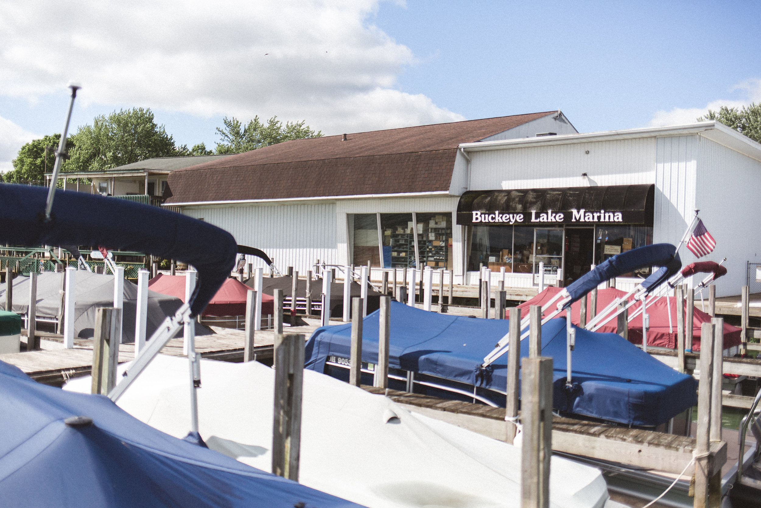 An amazing selection of boats and on-the-water needs awaits you at Buckeye Lake Marina.