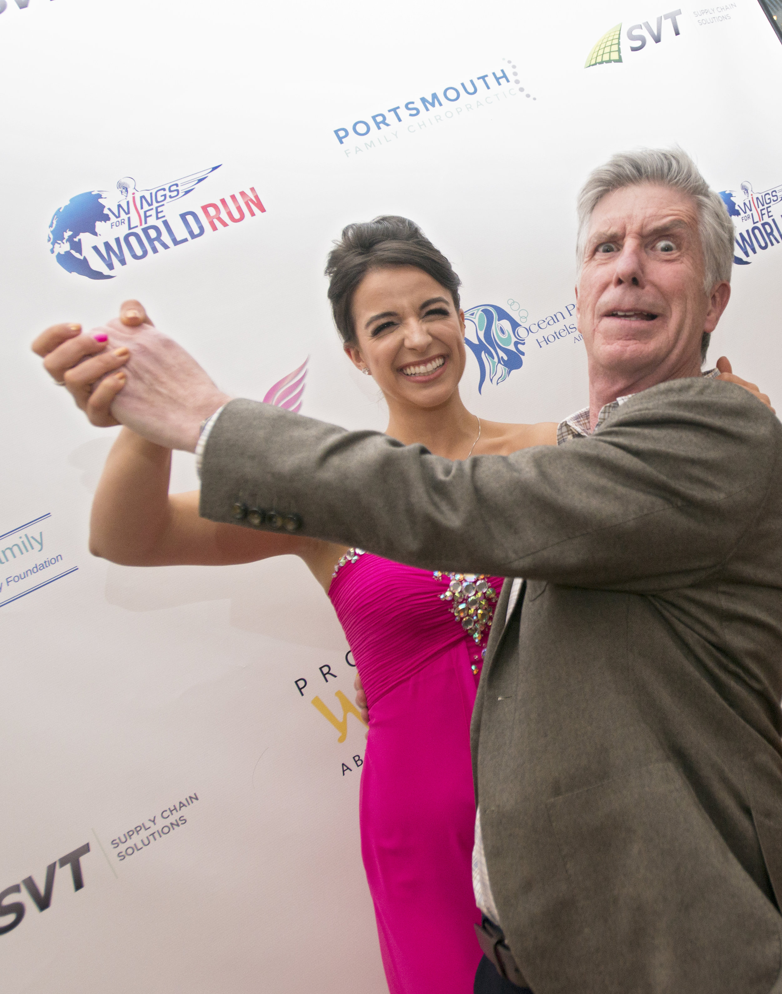 Victoria Arlen Celebrated Launch of Nonprofit