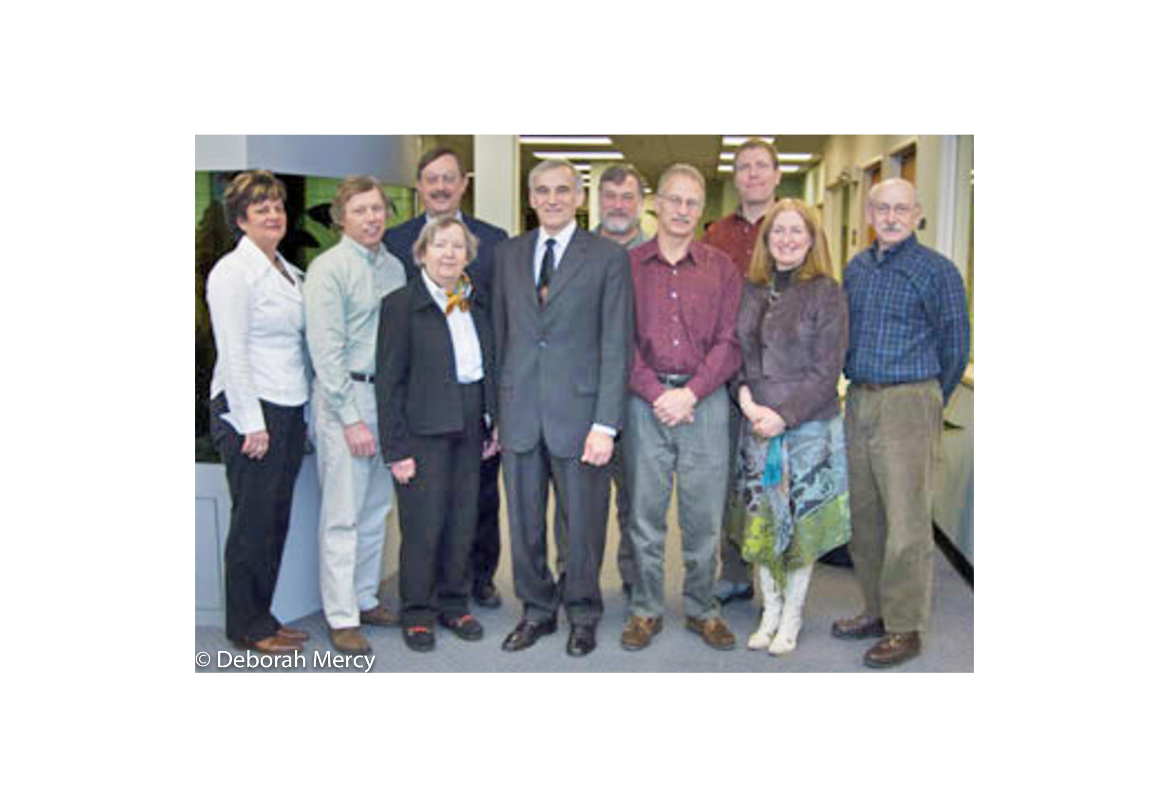 2008 PCCRC Advisory Board
