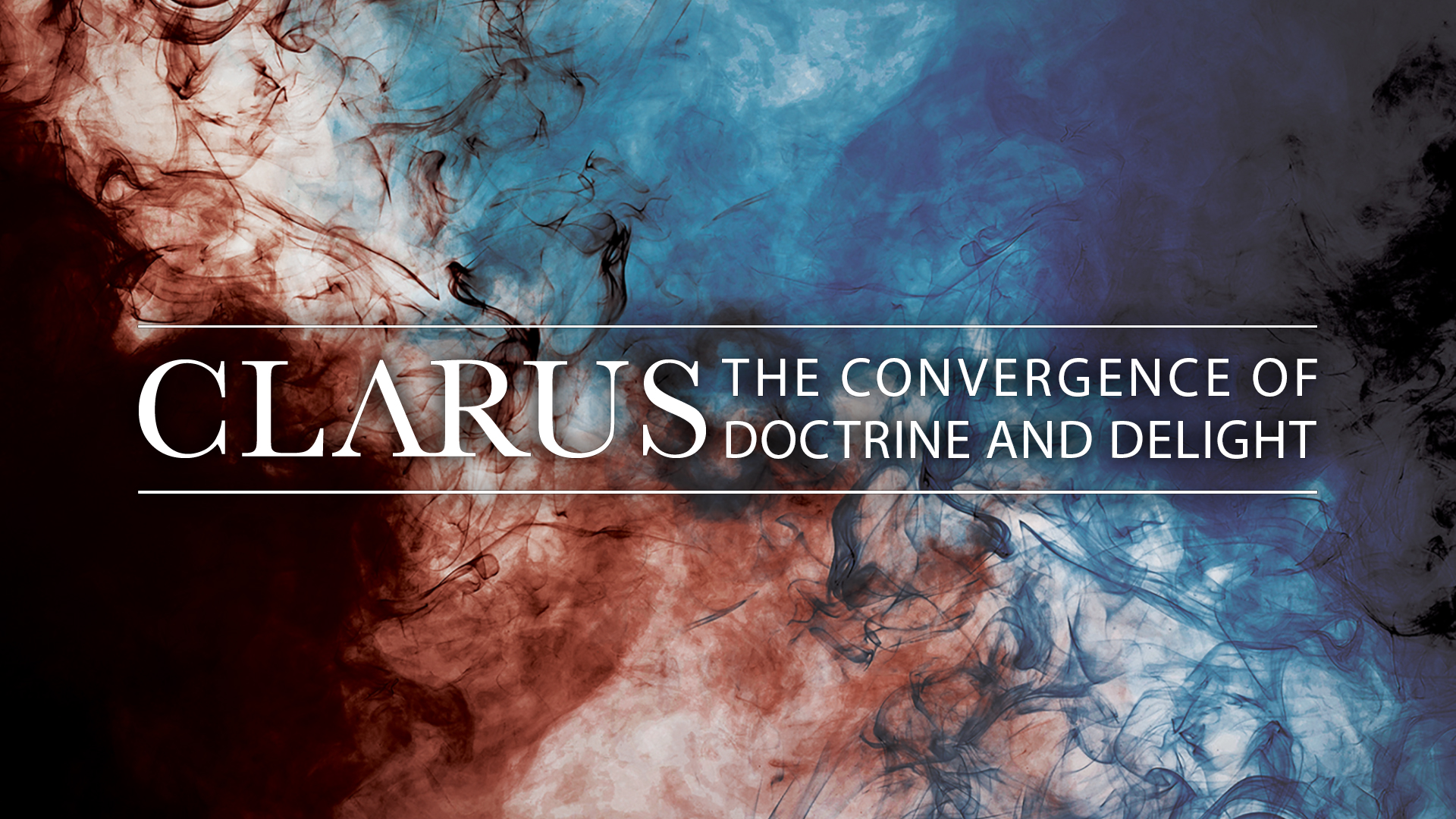 Clarus 09 – The Convergence of Doctrine and Delight