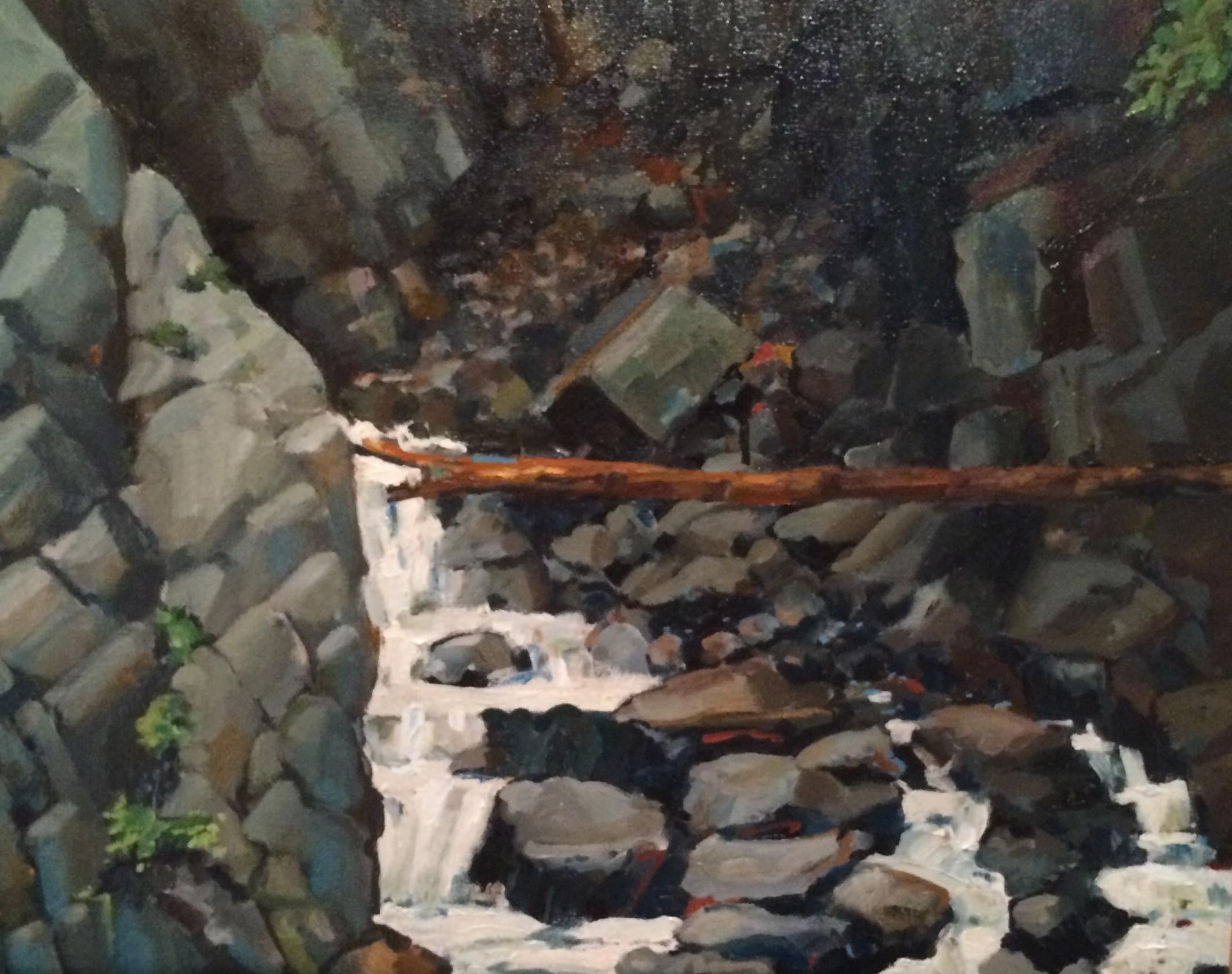 Roaring Brook Falls: 2014