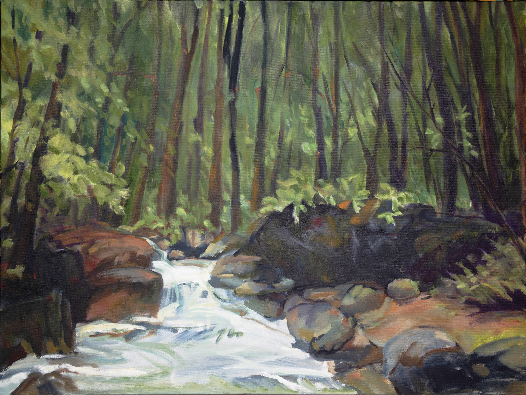 Deep Woods, Gill Brook