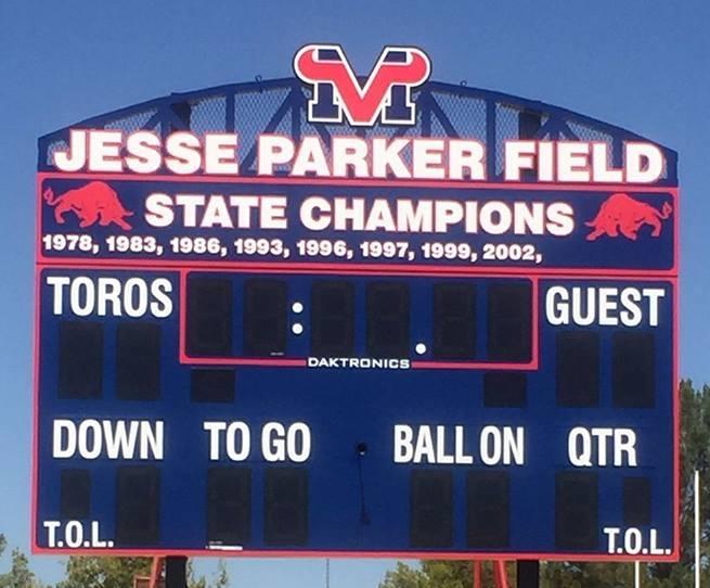 Jesse Parker Field