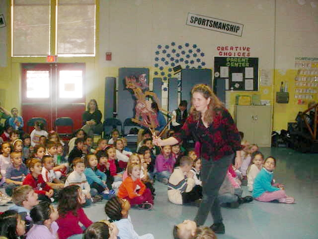 Andrea in assembly at Northwest Elementary 07.JPG