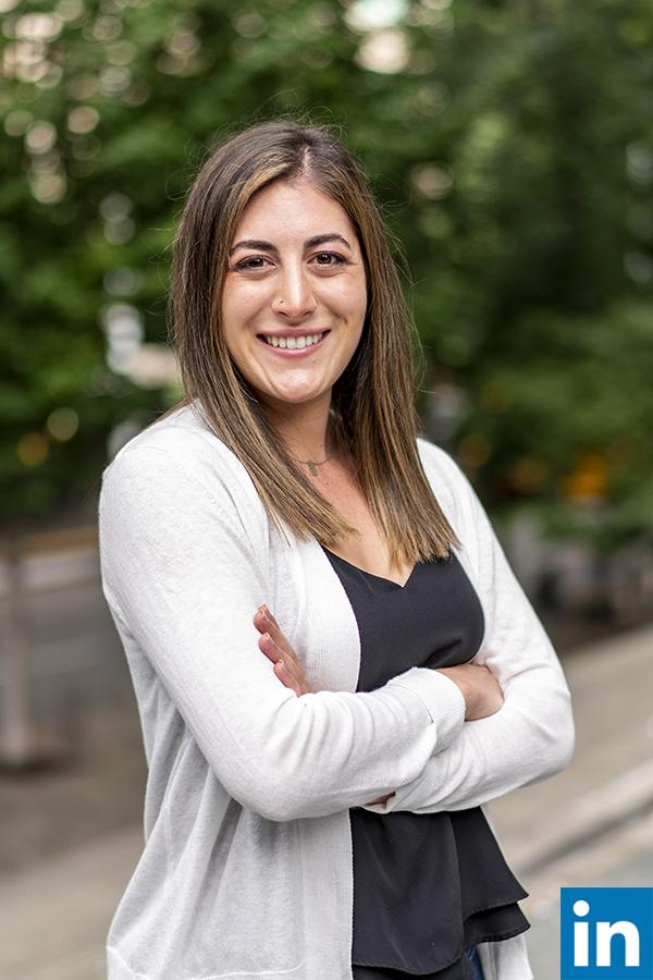 Kristen Sale | Assistant Account Executive -