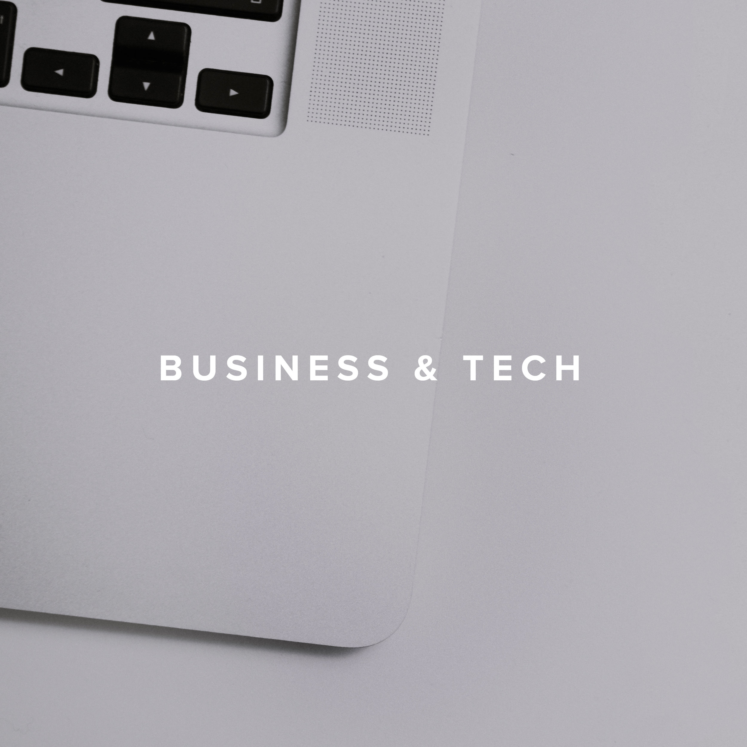 Swipe Right. Technology is an integral part of any business. We tell that story.