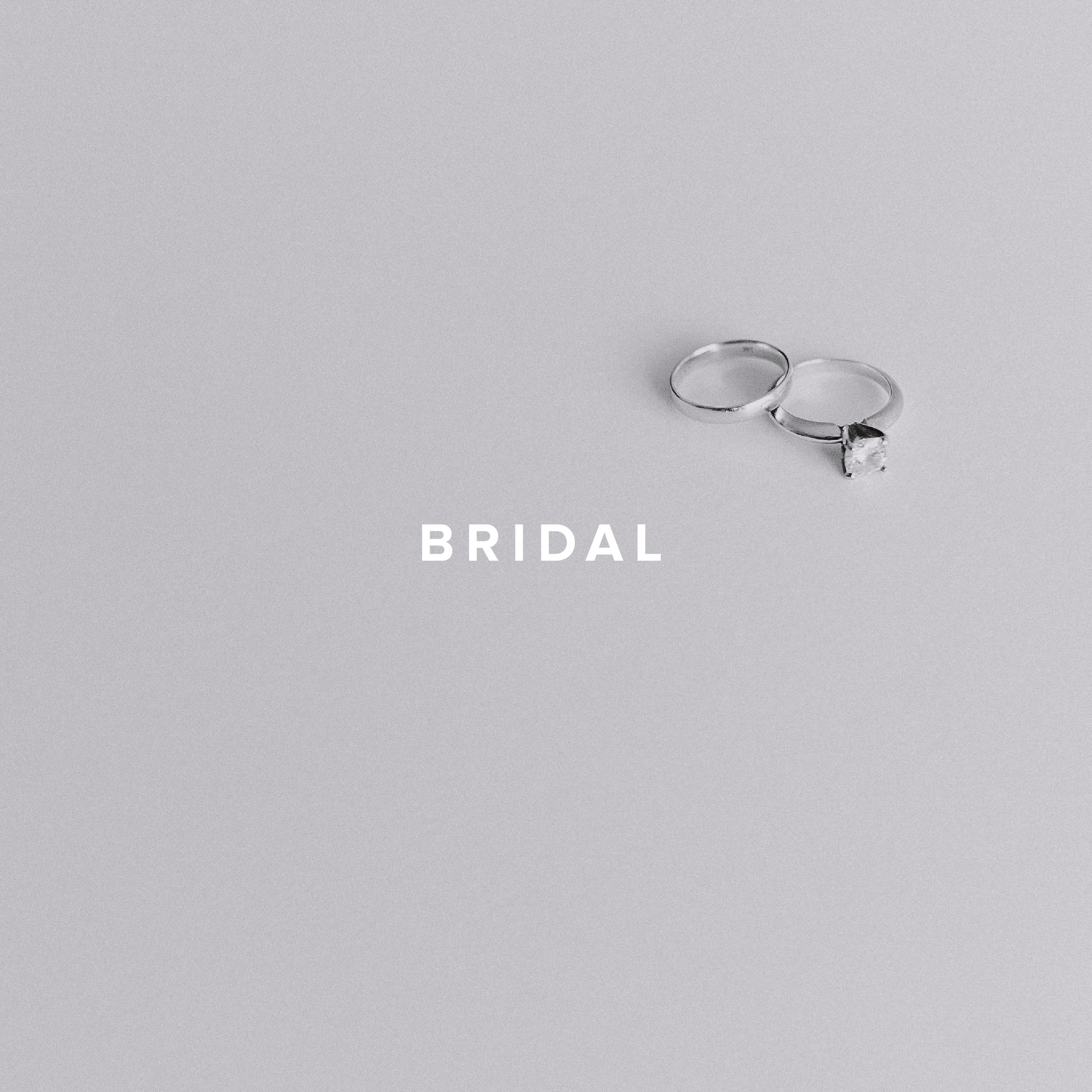 """""""WE DO""""… marry bridal PR with event production and designer spotlights."""