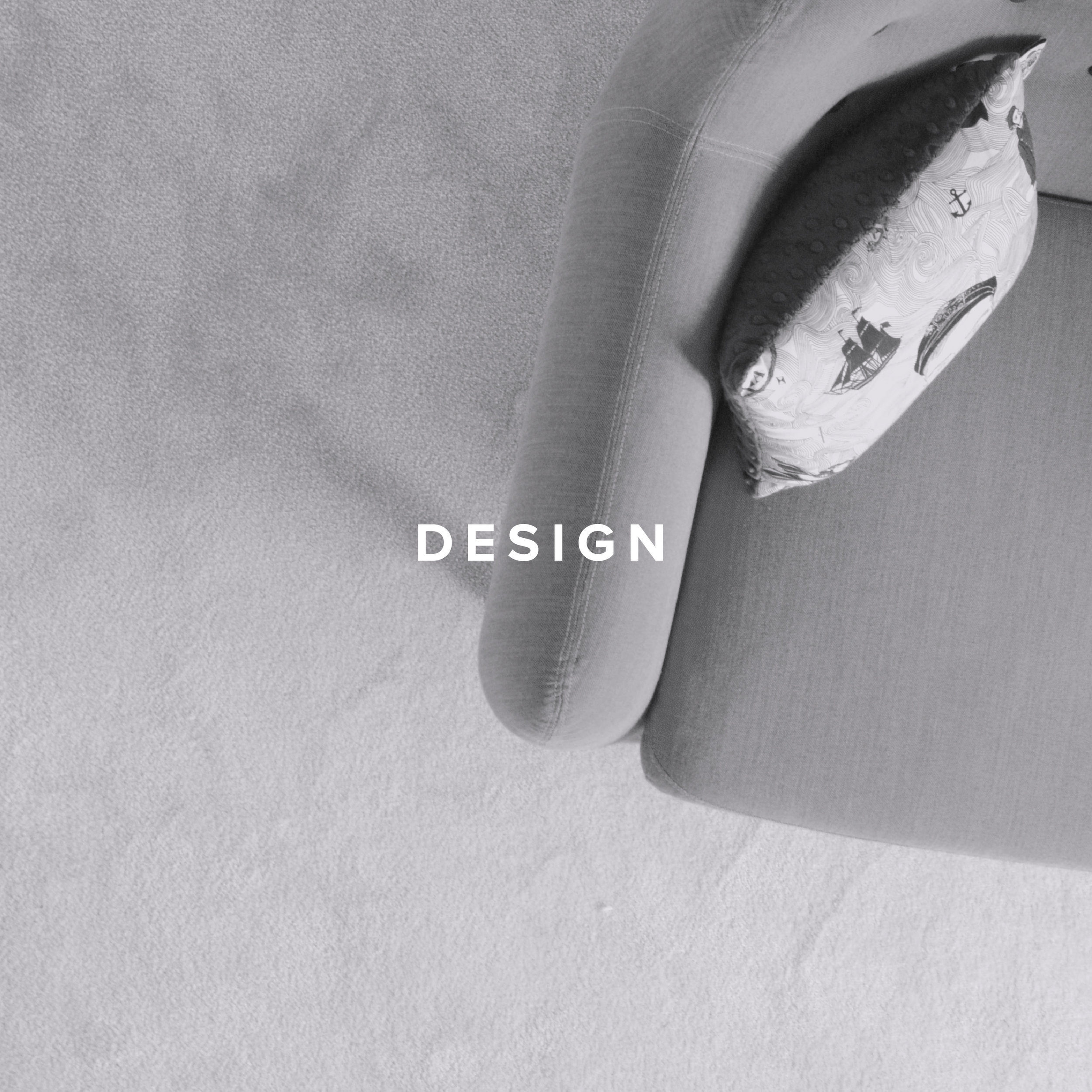We understand beautiful things. Design = Art. We connect the two.