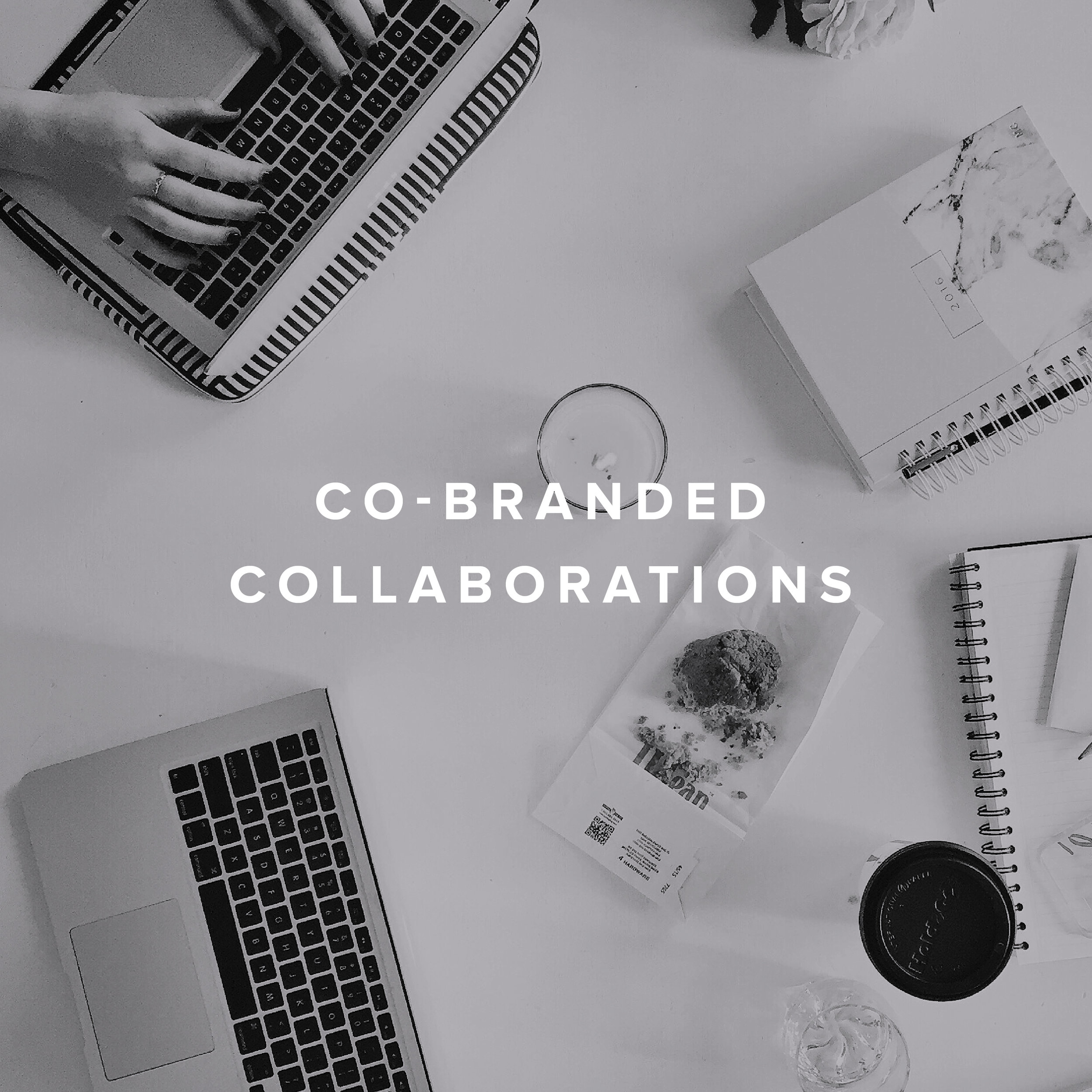 Whether it's saving costs or cross-pollinating audiences, we seek out the best collaborations possible.