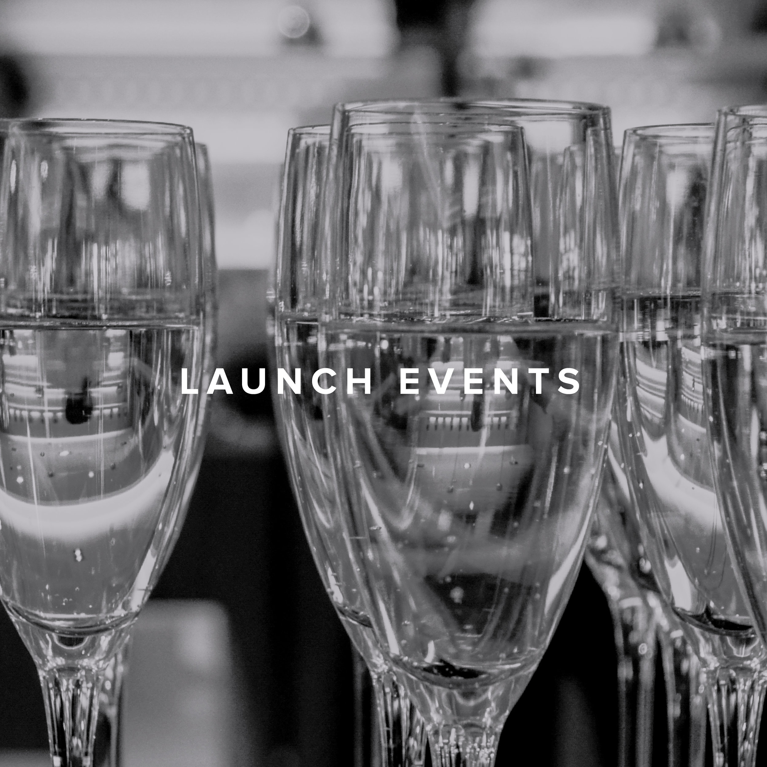 Press previews, collection launches or brand expansions; we pull our resources together to create event worth attending.