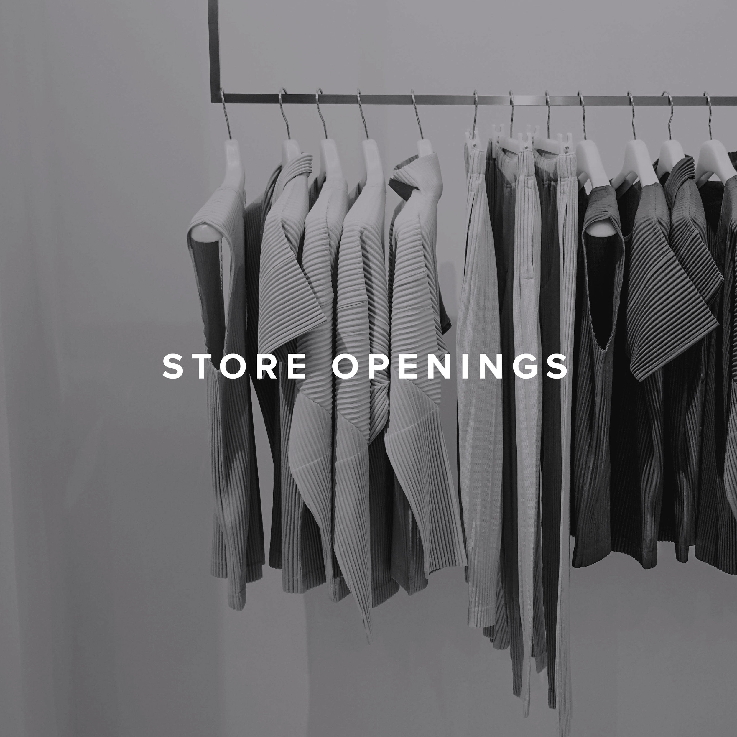 Studio openings, location expansions or joining existing retailers; we secure both regional and national interest.