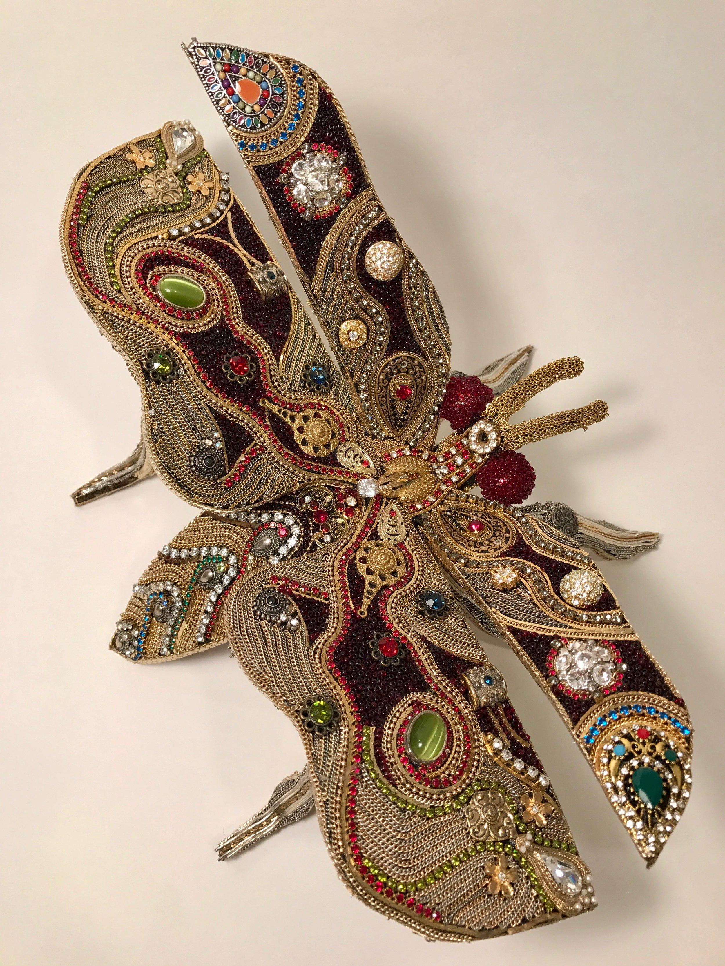 Jeweled Moth