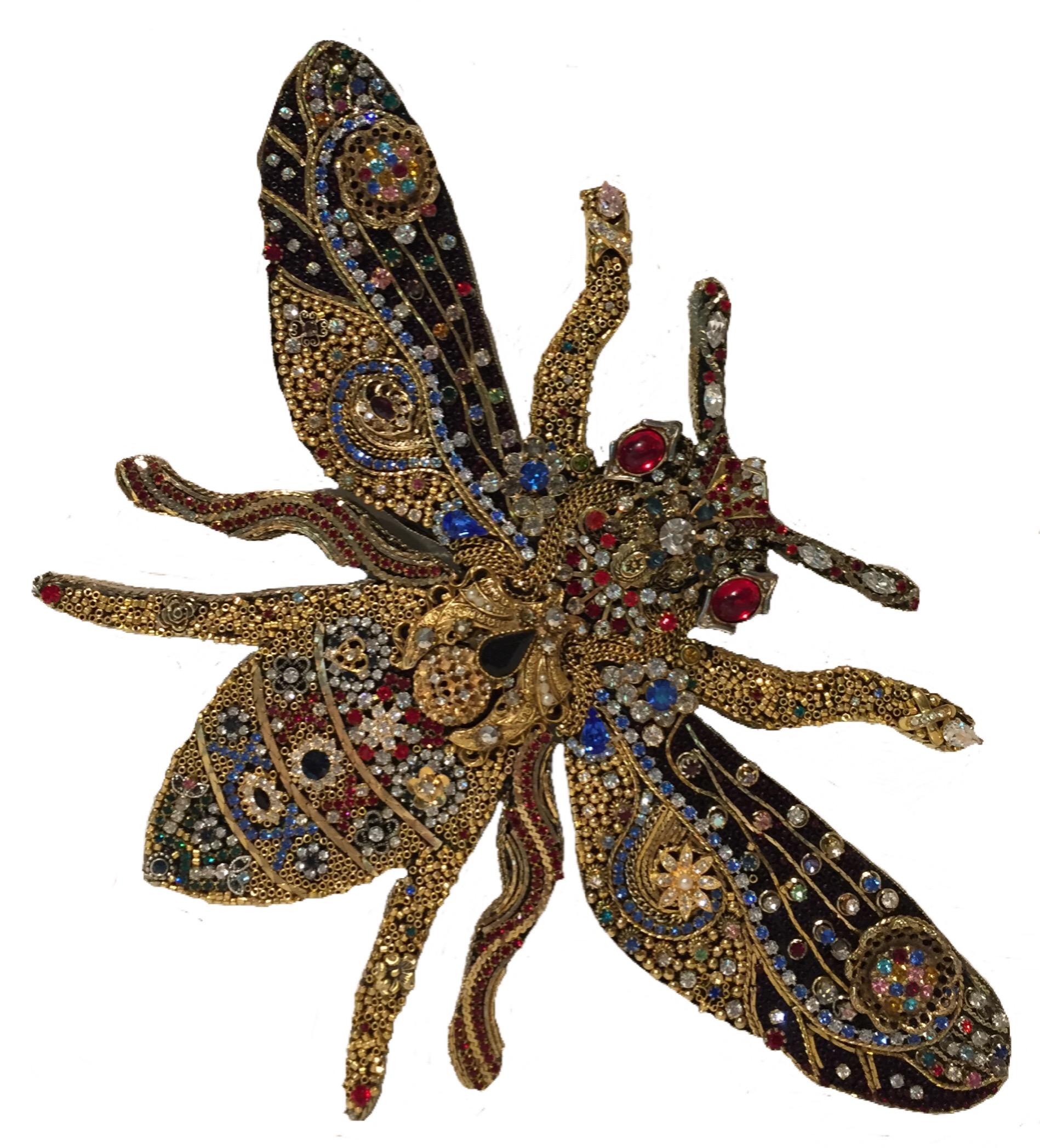 Jeweled Bee