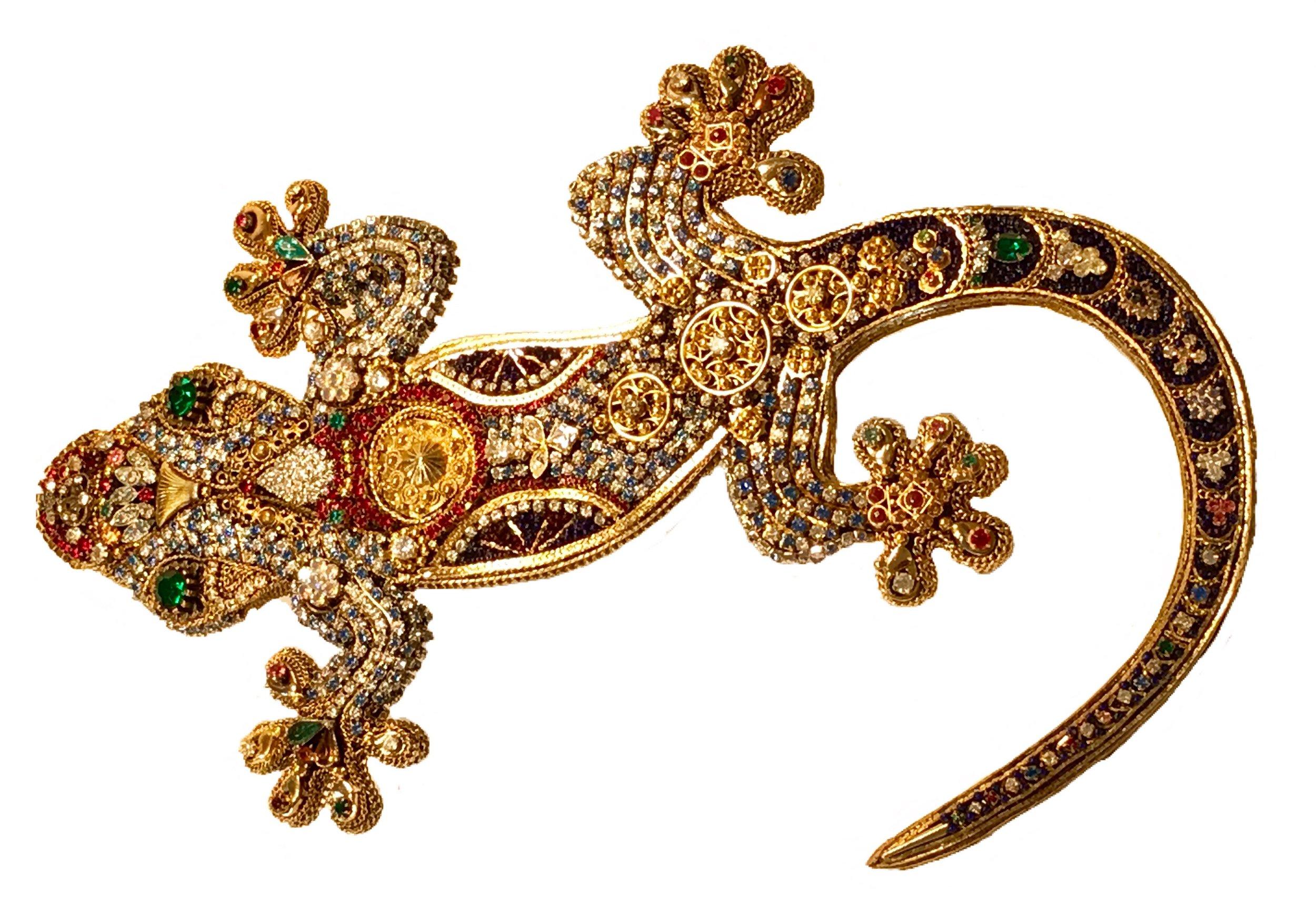 Jeweled Gecko